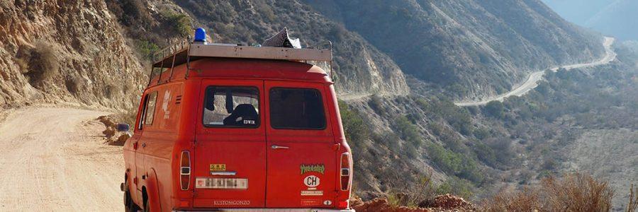 Ausbau Van /  Van Conversion