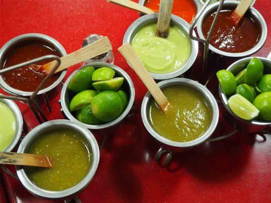 mexican salsa 534x400 - Salsa Roja